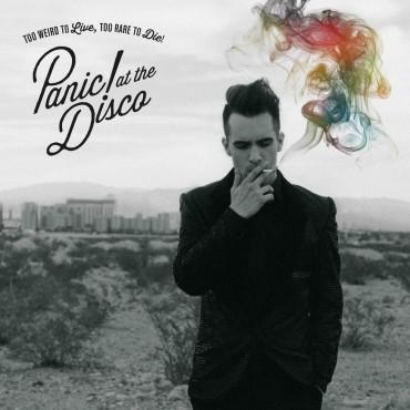 Panic At The Disco Font