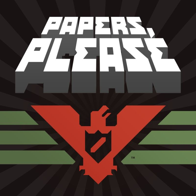 Papers Please Font