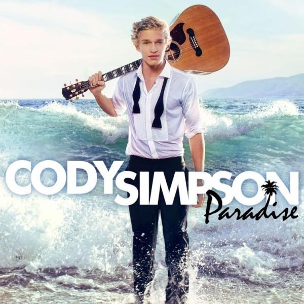 Paradise (Cody Simpson) Font