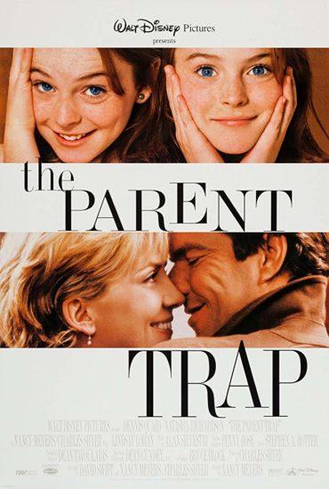 The Parent Trap Font