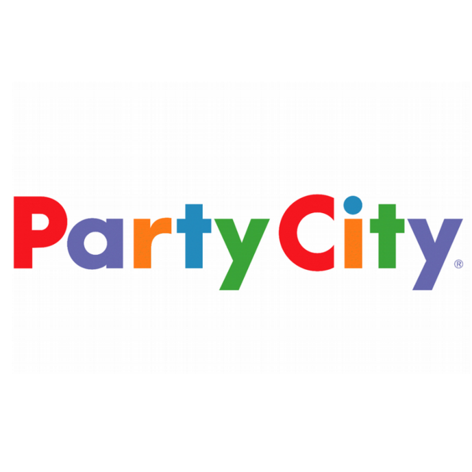 Party City Font Futura Typeface Logo