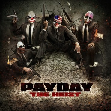 Payday: The Heist Font