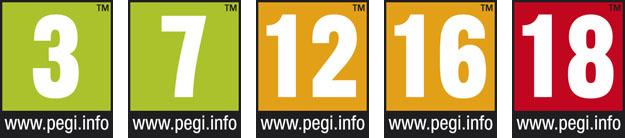 PEGI Labels