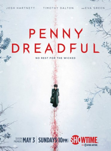 Penny Dreadful (TV Show) Font