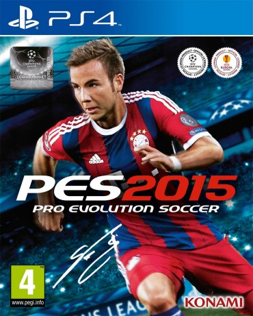 Pro Evolution Soccer Font