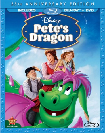 Pete's Dragon (film) Font