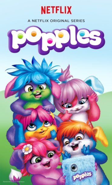 Popples (TV series) Font