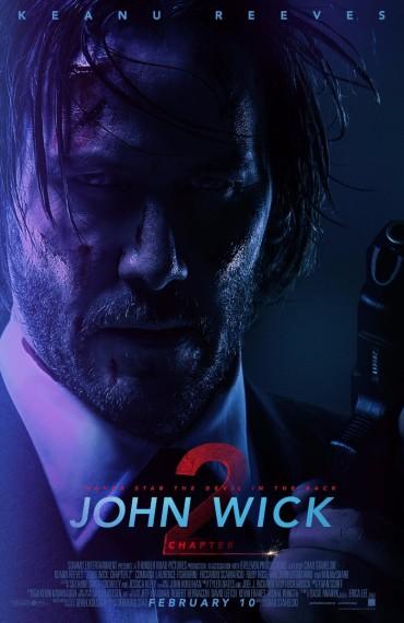 John Wick Chapter 2 Font