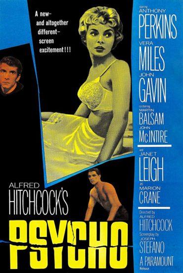 Psycho (film) Font