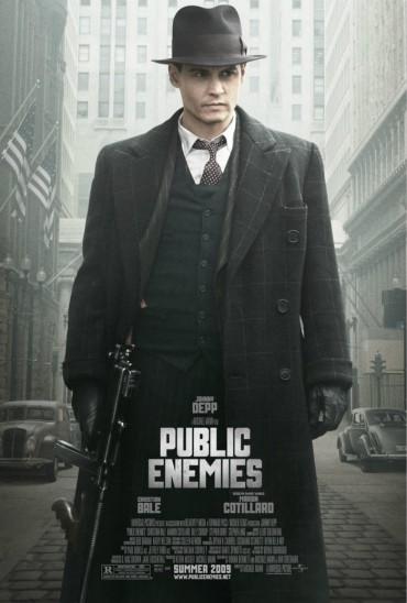 Public Enemies (Film) Font