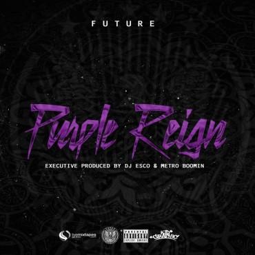 Purple Reign Font
