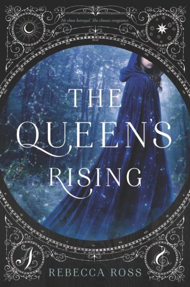 The Queen's Rising Font