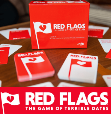 Red Flags Font