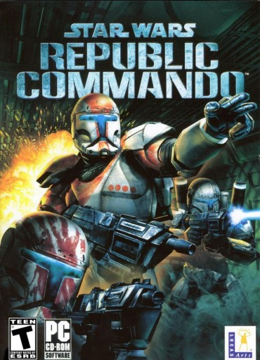 Star Wars Republic Commando Font