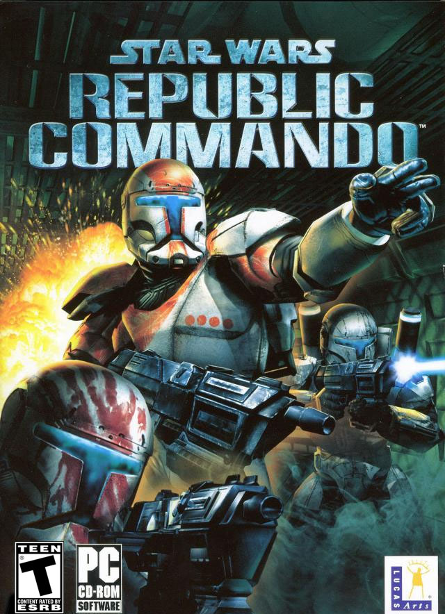 republic commando game font