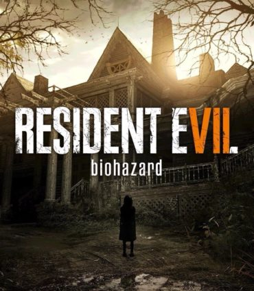 Resident Evil 7 Font