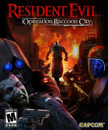 Operation Raccoon City Font