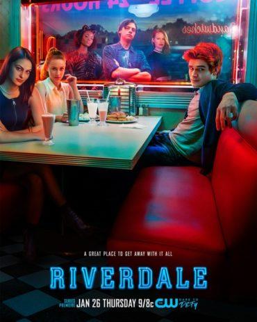 Riverdale Font
