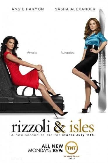 Rizzoli & Isles Font