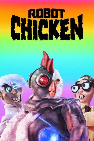 Robot Chicken Font