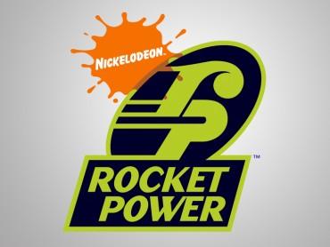 Rocket Power (TV Show) Font