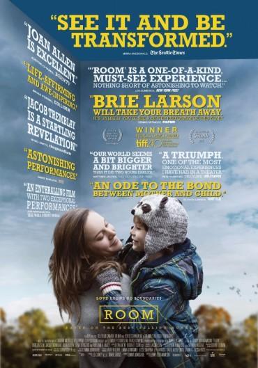 Room (2015 film) Font