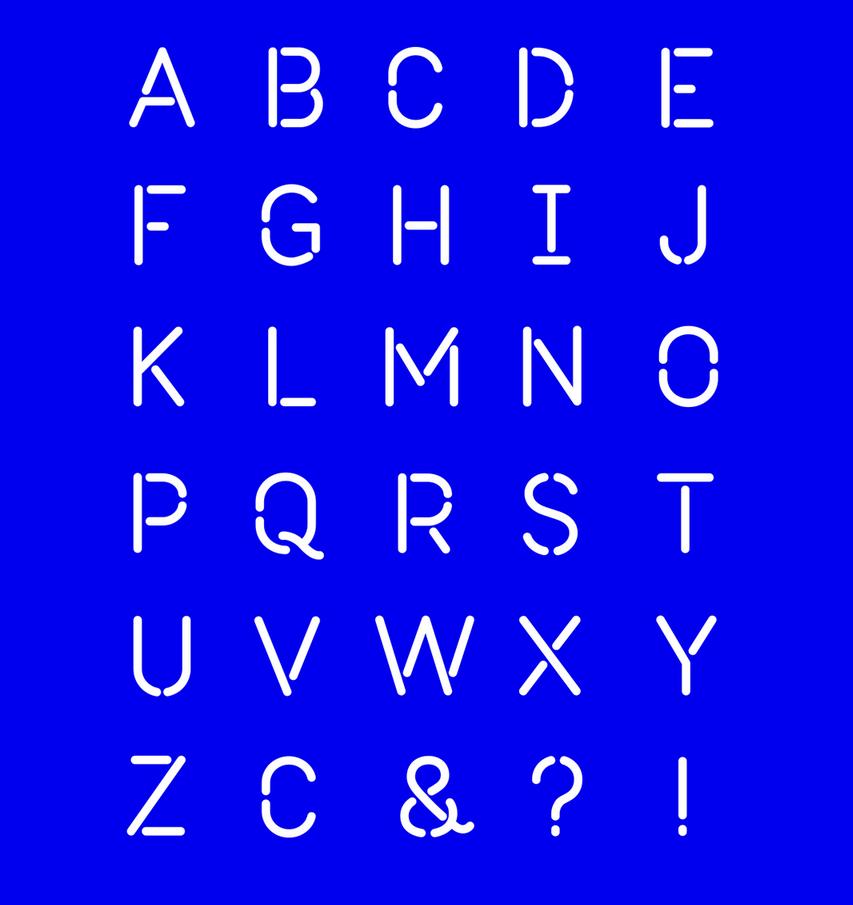 roska capital letters