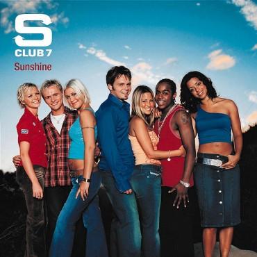 S Club 7 Font