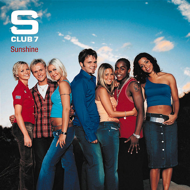 s club 7 ablum sunchine