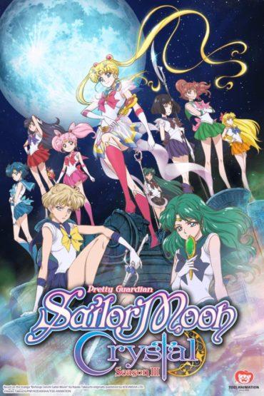 Sailor Moon Crystal Font