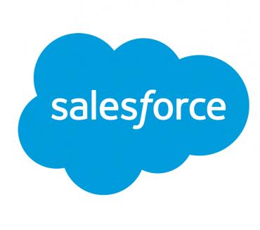 Salesforce Logo Font