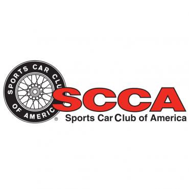 SCCA Logo Font