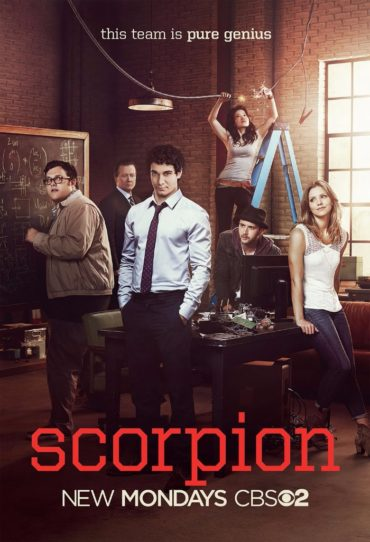 Scorpion (TV Show) Font