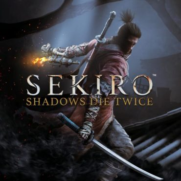 Sekiro Shadows Die Twice Font