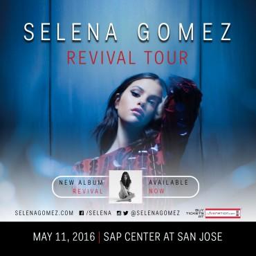 Revival Tour Font