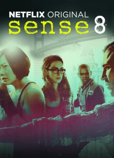Sense8 (TV Show) Font