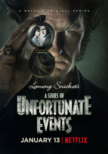 A Series of Unfortunate Events Font