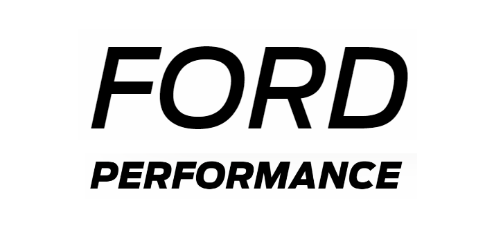 Ford Performance Font