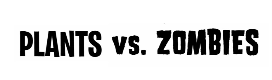 Plants vs Zombies Font
