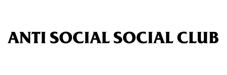 Anti Social Social Club Font