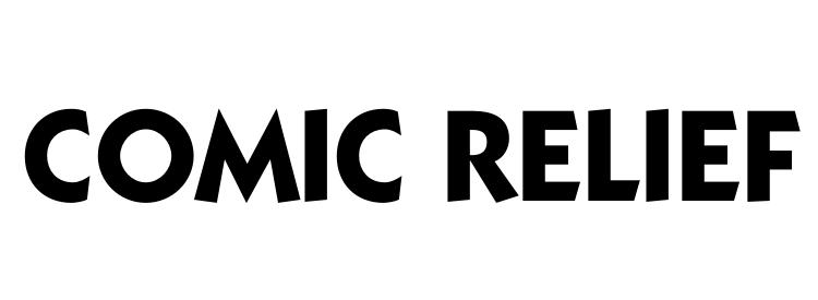 Evil Dead Font Generator: Comic Relief Font