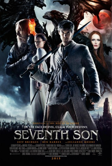 Seventh Son Font