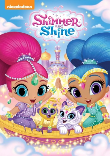 Shimmer and Shine Font