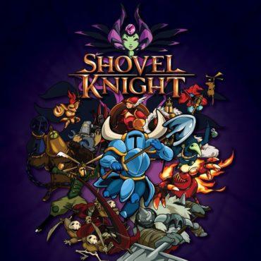 Shovel Knight Font