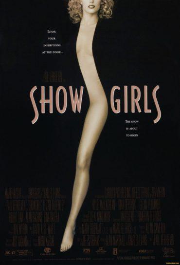 Showgirls (film) Font