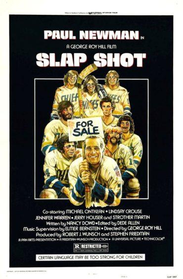 Slap Shot Font