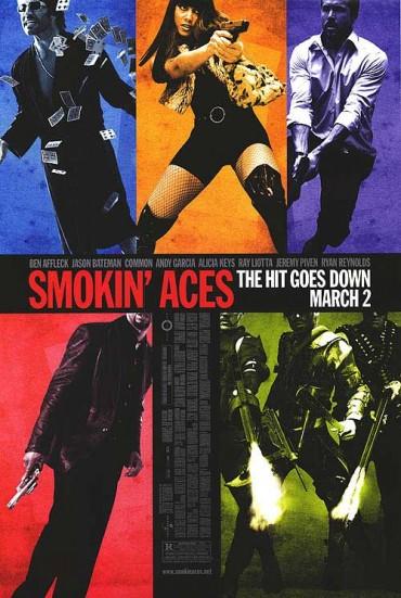 Smokin' Aces Font