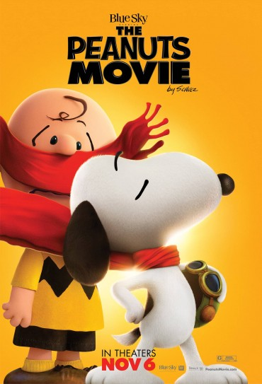 The Peanuts Movie Font