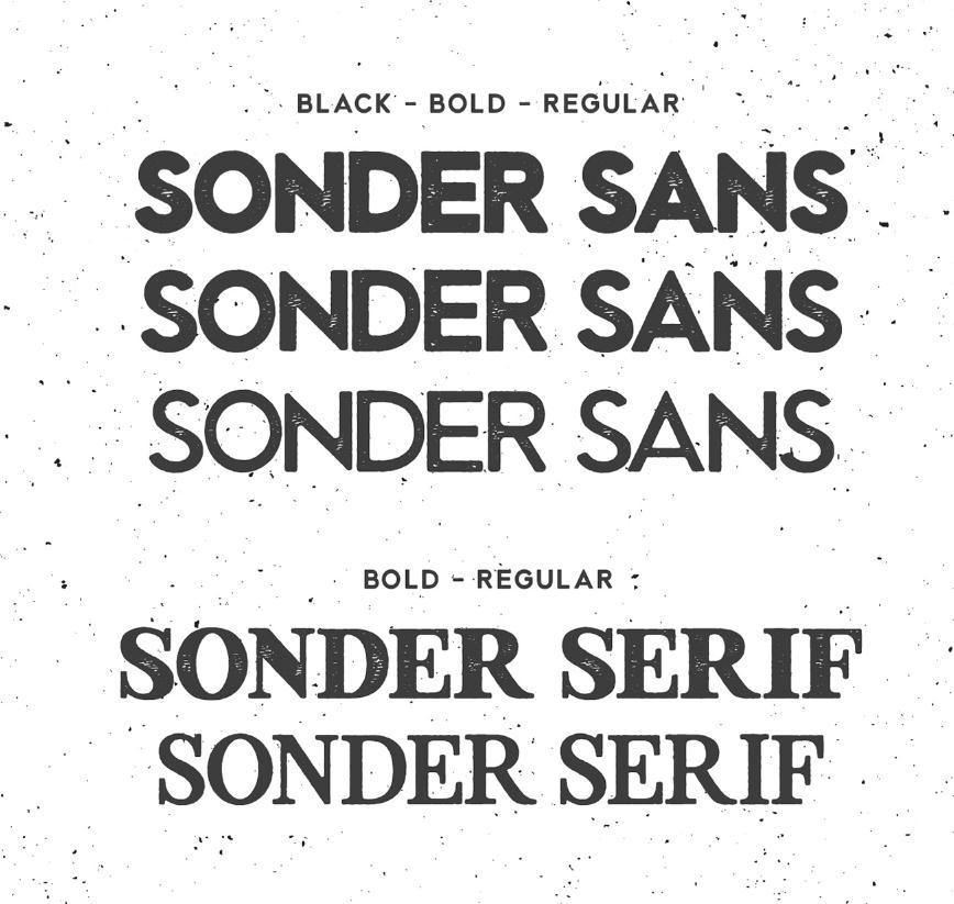 sonder weights