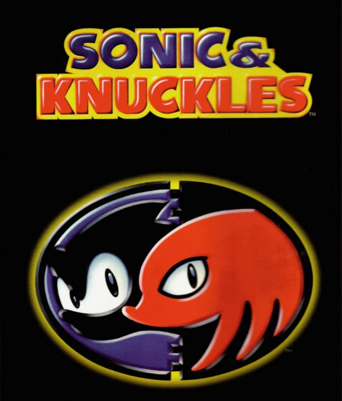Sonic Knuckles Font